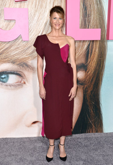 Laura Dern attends the premiere of HBO's 'Big Little Lies' at TCL Chinese Theatre on February 7, 2017 in Los Angeles, CA, USA. Photo by Lionel Hahn/ABACAPRESS.COM AbacaPress/LaPresse Only Italy © 581263