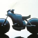 A M K, Progetto di motocicletta alternativa, 1979