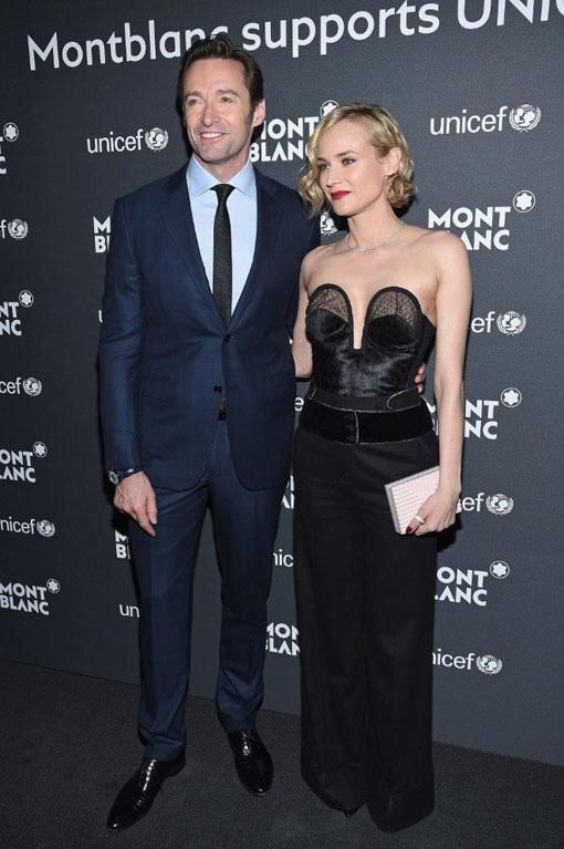 Hugh Jackman, Diane Kruger
