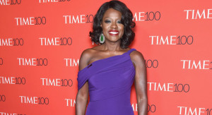 NEW YORK, NY - APRIL 25: Actress Viola Davis attends the Time 100 Gala at Frederick P. Rose Hall, Jazz at Lincoln Center on April 25, 2017 in New York City.  (Photo by Gary Gershoff/WireImage)