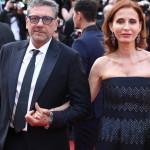 Sergio Castellitto and Margaret Mazzantini