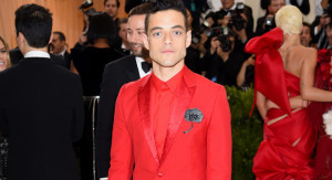 "NEW YORK, NY - MAY 01:  Rami Malek attends the ""Rei Kawakubo/Comme des Garcons: Art Of The In-Between"" Costume Institute Gala at Metropolitan Museum of Art on May 1, 2017 in New York City.  (Photo by Dimitrios Kambouris/Getty Images)"