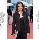 Dei masterpiece firmati Montblanc sono stati indossati anche da uno dei membri della giuria del 43esimo Deauville Film Festival, ovvero dall'attrice cilena Leonor Varela. Per lei un paio di orecchini Montblanc Petales de Rose 107971 ed un anello in oro bianco.