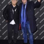 Albano Carrisi e Carlo Pignatelli