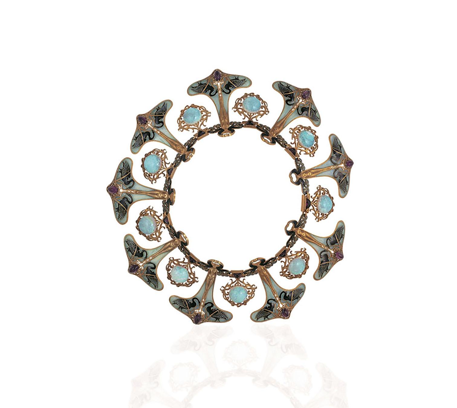 3-lalique-collana-donne-insetto-e-cigni-neri