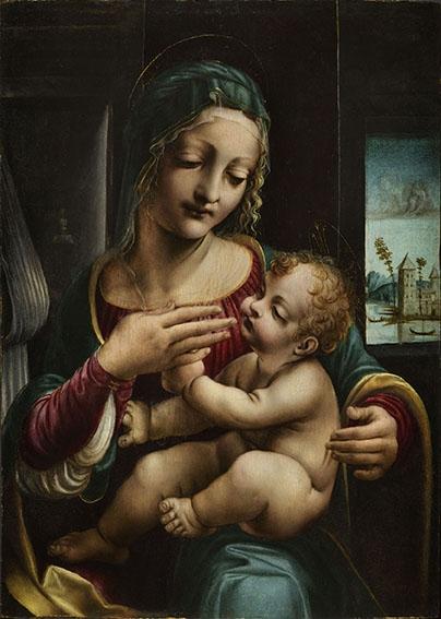6-pinacoteca-di-brera-francesco-napoletano-madonna-con-il-bambino
