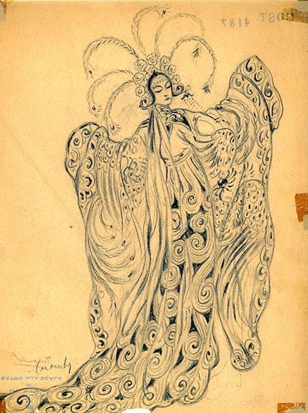 bassa16-caramba-bozzetto-costume-turandot